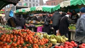 Savoureuses campagnes : le marché d'Annecy