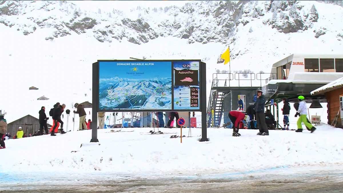 grand format le renouveau des stations 8 mont blanc
