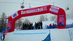 Coupe d'Europe de ski cross à Bardonecchia