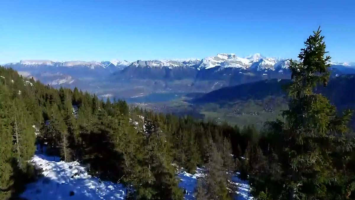 destination montagnes le semnoz 8 mont blanc