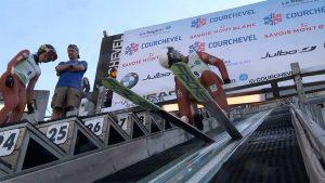 Coupe du monde de saut à ski d'été à Courchevel